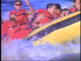 Rafting Montreal on the Lachine rapids in Montreal Quebec