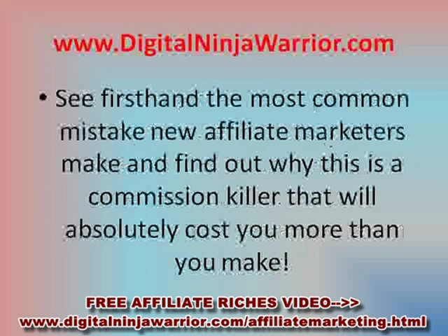 Affiliate Course Marketing