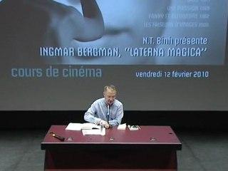 "Ingmar Bergman, ""Laterna magica"""