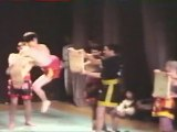 FAYAD MUAY THAI - NUIT DES ARTS MARTIAUX Cap d'Agde 18/12/94