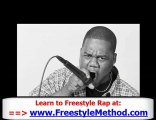 Battle Rap Freestyling Tips - Rap Freestyle Tips on How To F
