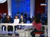 Abir Nehme sings in the Syriac language-عبير نعمة
