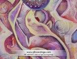 Peintures, toiles Africaines - Art Abstrait