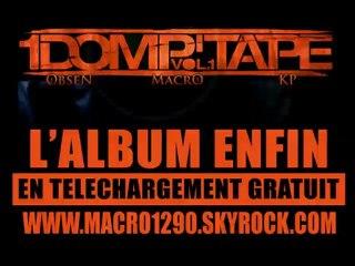 Rap Suisse - Macro - Si On Reussit - 1domp'tape volume 1