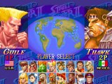 Review Super Street Fighter 2 Turbo ( CPS2 )