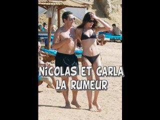 Nicolas Sarkozy - Carla Bruni - La séparation ?