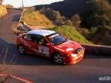 Rallye Grasse Alpin 2008 Es 01 St Cezaire - Callian  Etape 1