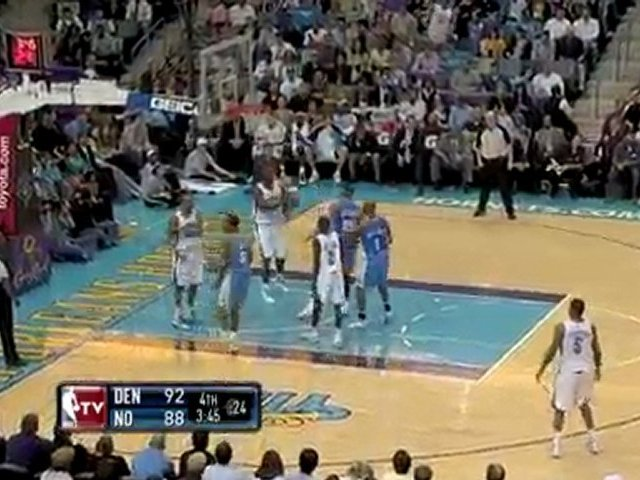 NBA Highlights  From 12.03.2010