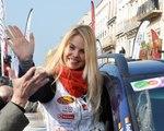 AGDE - 2010 - Le départ à Séte du Rallye Aicha des Gazelles