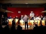 Big band orchestra à la cave du jazz 01