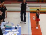 Gymnastique Versailles (Macéo, sol, équipe 2, Vélizy)