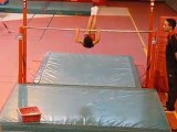 Gymnastique Versailles (Macéo, barre fixe, équipe 2, Vélizy)
