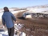 Extra! Subaru Ice Driving, Block does WRC Mexico
