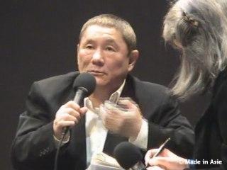 [Part.2] Takeshi Kitano à Paris 2010