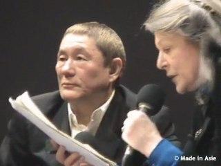 [Part.1] Takeshi Kitano à Paris 2010