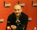 Gaetan Roussel, ex chanteur de Louise Attaque - France Inter