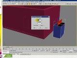 Tutos e-artsup : 3ds Max Boolean (basique)