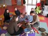 Atelier du service enfance jeunesse de Vivre en Cévennes