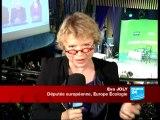 Eva JOLY, députée européenne, Europe Écologie