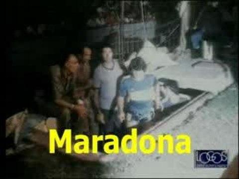 Maradona Boca Junior Goals