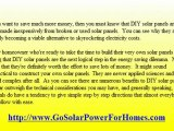 DIY Solar Panels  Why Are So Many Homeowners Installing DIY