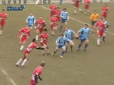 Le Racing club rugby : une équipe solide ! (Strasbourg)