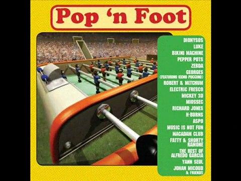Pop'n Foot
