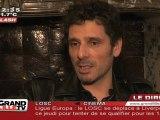 """Pascal Elbé présente """"Tête de Turc"""" (Lille)"""