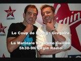 Canular Téléphonique Le Coup de Bourg : Grégoire piégé par Olivier Bourg sur Virgin Radio