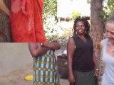 Alpha Maître de percussion Africaine au Senegal Djembe