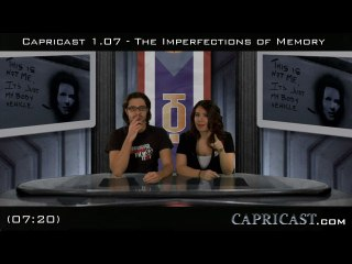 REVIEW CapriCast 1.07 - The Imperfections of Memory