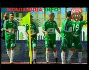 [Coupe d'Algérie 1/8] USMA 0-3 MCA
