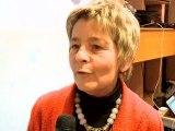Marie-Guite Dufay candidate en Franche-Comté