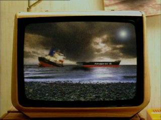 le bidule - la marée noire