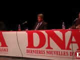 Débat Dernières Nouvelles d'Alsace élections régionales