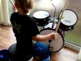 Arthur Drumming to Laura Marling