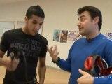 Boxe : entraînement avec Mehdi Boubekeur
