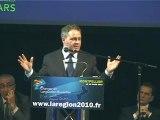 Xavier Bertrand,Raymond Couderc Montpellier 18 mars