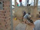 Bolivie, Cochabamba - Corvée de l'eau dans la Zona Sur