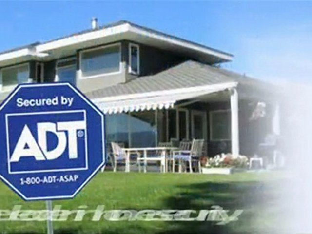 ADT Security Systems – Leader in Home Alarm Security