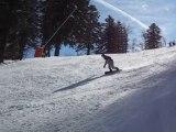 Ski 2010 - Station Le Lioran - Cantal -  nlnico