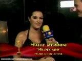 Maite Perroni en Ternas Premios TvyNovelas