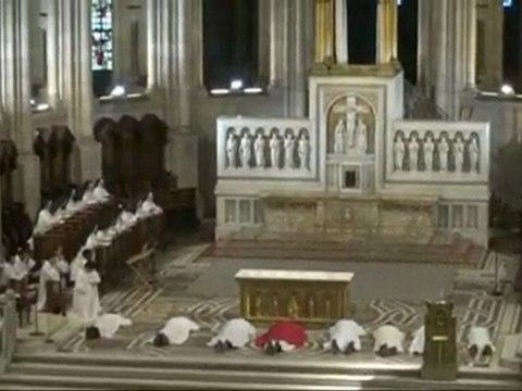 Holy Week at the Basilica du Sacré-Coeur de Montmartre