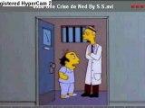 """08X08 Une crise de ned simpson """"C nul ! C nul ! sherman"""