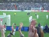 Bordeaux 3-1 Lille Mars 2010:Penalty de Jussiê (but du 2-1)