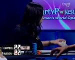 Party Poker - Women World Open I 2007 E07 Final table Pt02