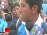 Peru.com: Marcio Valverde, jugador de Sporting Cristal
