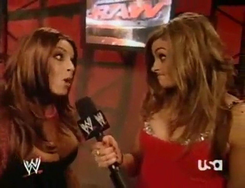 Maria interviews Trishy James