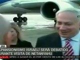 Hillary Clinton cuestiona colonias de Israel en Jerusalem