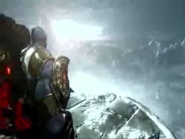 GOD OF WAR III - Boss Poseidon